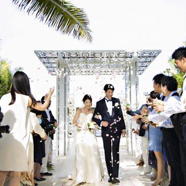 WEDDING REPORT @MULIA&Pandawa Cliff Estate / Bali