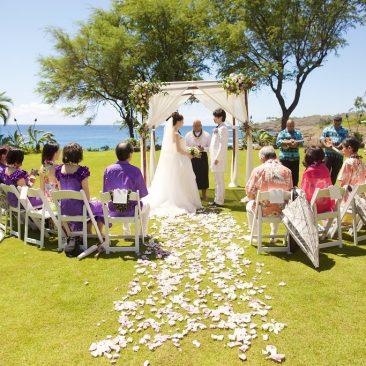 WEDDING REPORT @ FOUR SEASONS RESORTS LANAI / Hawaii