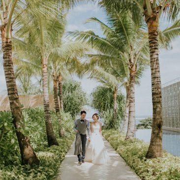 WEDDING REPORT@ MULIA / Bali