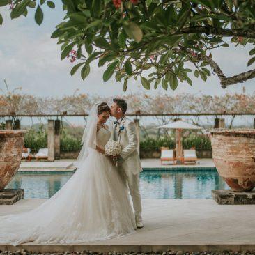 WEDDING REPORT @ AMANUSA / Bali