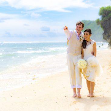 WEDDING REPORT @ Sinaran Surga / Bali