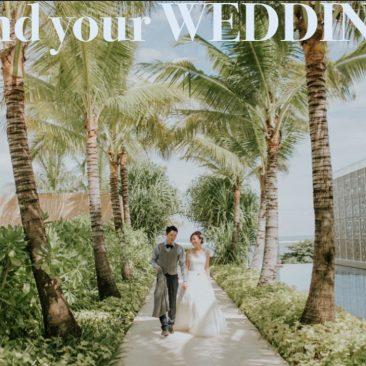 WEDDING EVENT! 【Find your WEDDING】