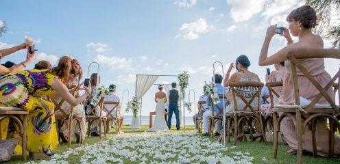 WEDDING REPORT @ The NAKA Phuket / Phuket