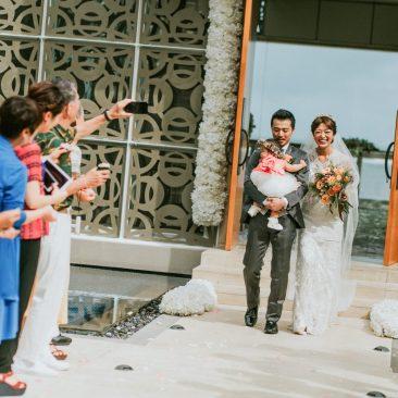 WEDDING REPORT@The Mulia Resort / Bali