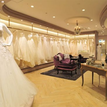 Oversea Wedding Fair by Authentique