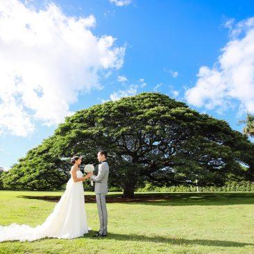 新会場『Moanalua Garden Wedding』追加