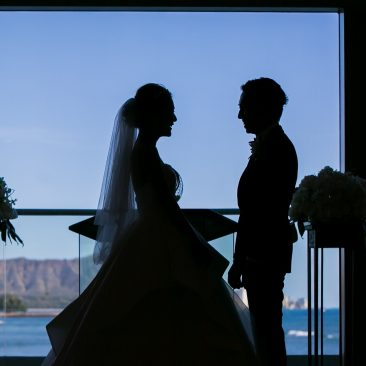 WEDDING REPORT@Terrace by the sea / Hawaii