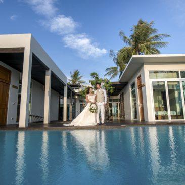 WEDDING REPORT@Aleenta / Phuket