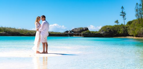 New Caledonia Photo Wedding