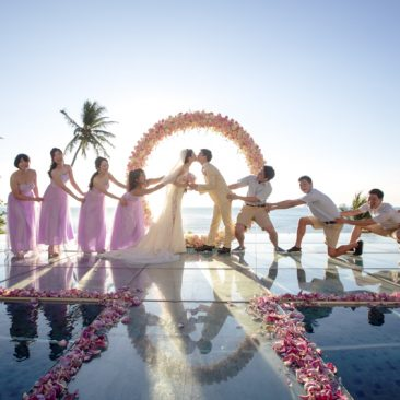 WEDDING REPORT@ Conrad Koh Samui