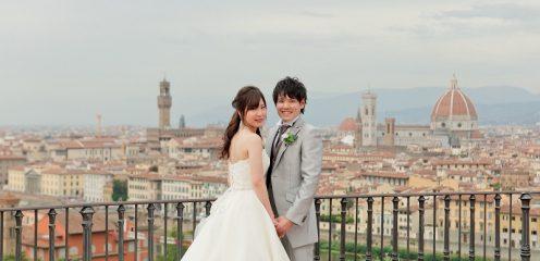 WEDDING REPORT@Italy