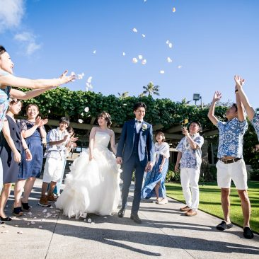 WEDDING REPORT@ Calvary By The Sea / Hawaii