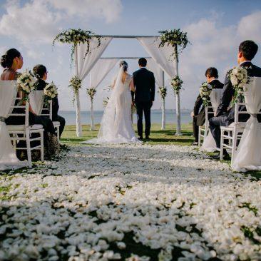 WEDDING REPORT@ Four Seasons Resort Bali At Jimbaran Bay