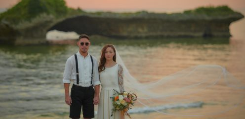 Okinawa Photo Wedding