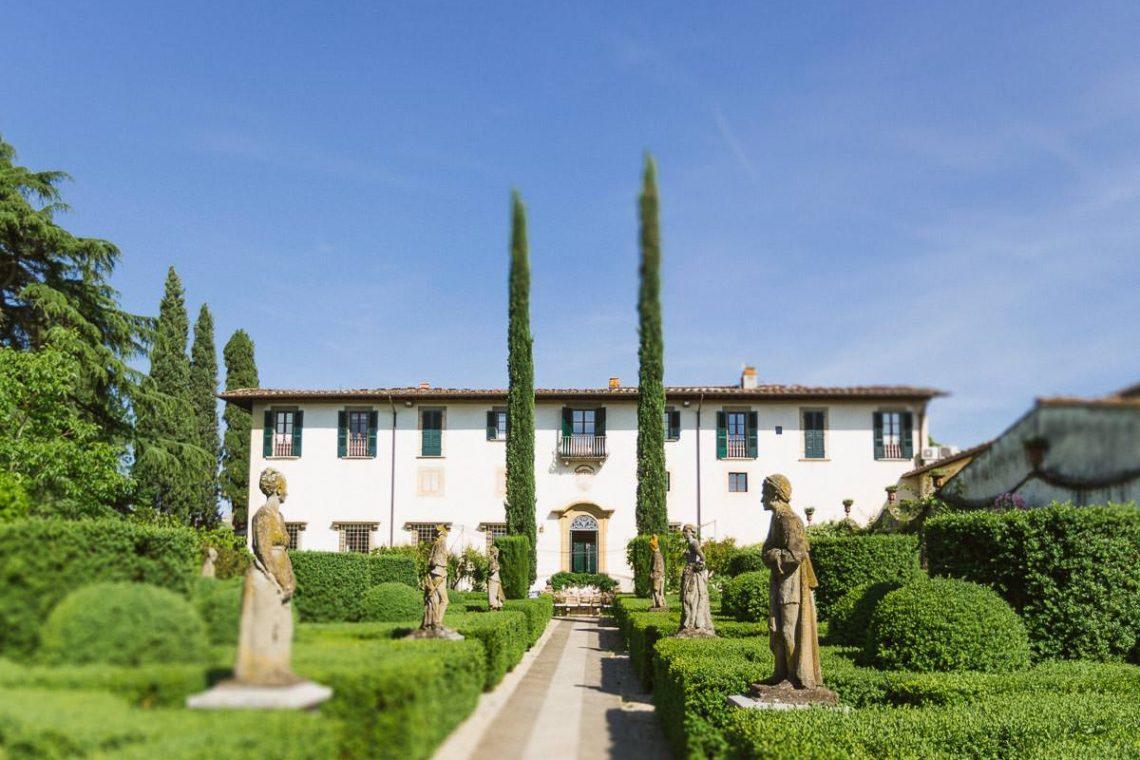 Villa Piazzole Firenze